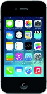 Apple iPhone 4S 8Gb (черный)