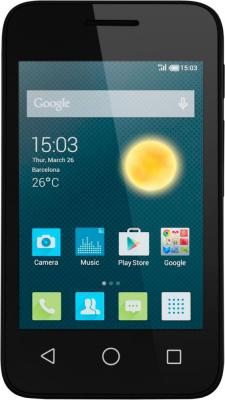 ALCATEL ONE TOUCH PIXI 3 (3.5) 4009D (черный)